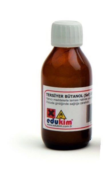TERSİYER BÜTANOL (SAF) 100 ML AMB.